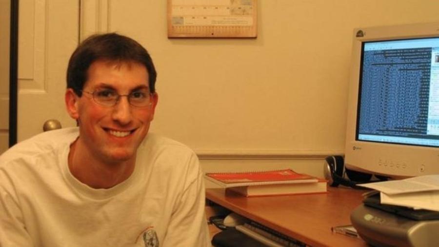 Aaron Greenspan foi colega de Mark Zuckerberg em Harvard - AARON GREENSPAN