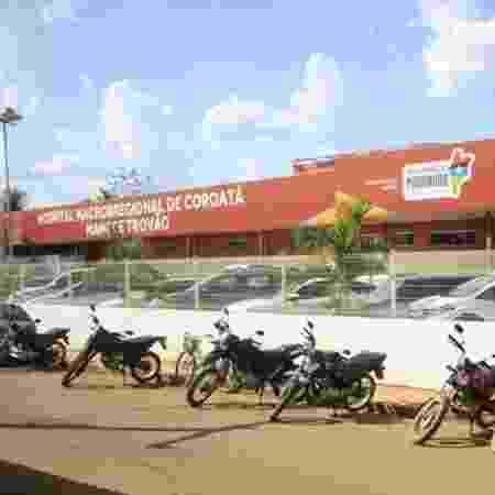 Hospital Regional de Coroatá (MA), onde Raimunda Lima ficou internada por 7 dias - Divulgação/Governo do Maranhão