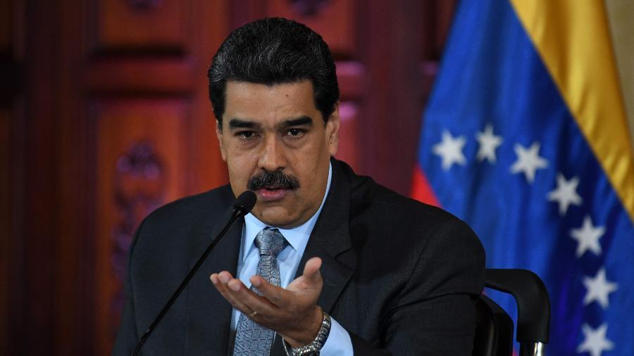 Nicolás Maduro - YURI CORTEZ / AFP