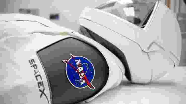 Uniforme dos astronautas - Divulgação - Divulgação