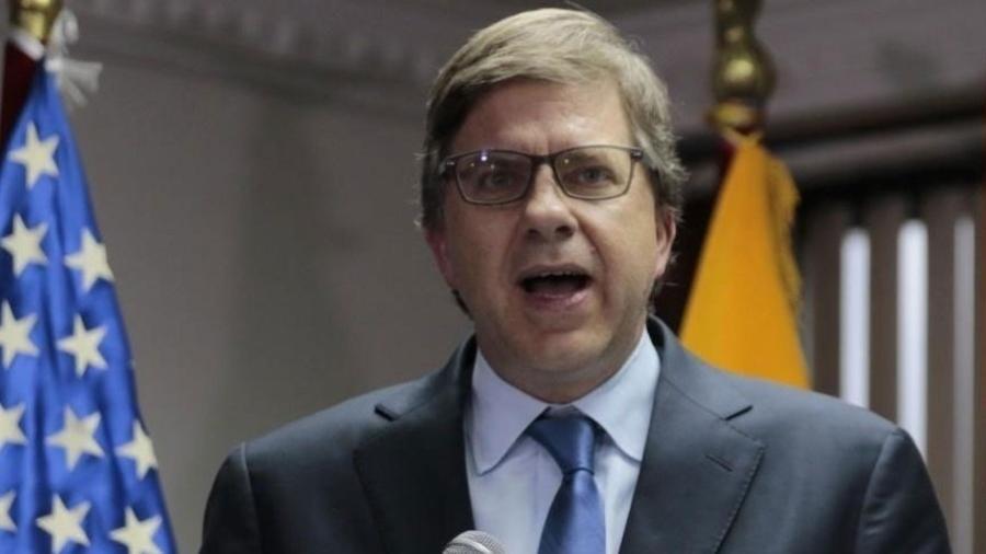 Todd Chapman disse que empresas baseadas na propriedade intelectual podem evitar o Brasil - NurPhoto via Getty Images