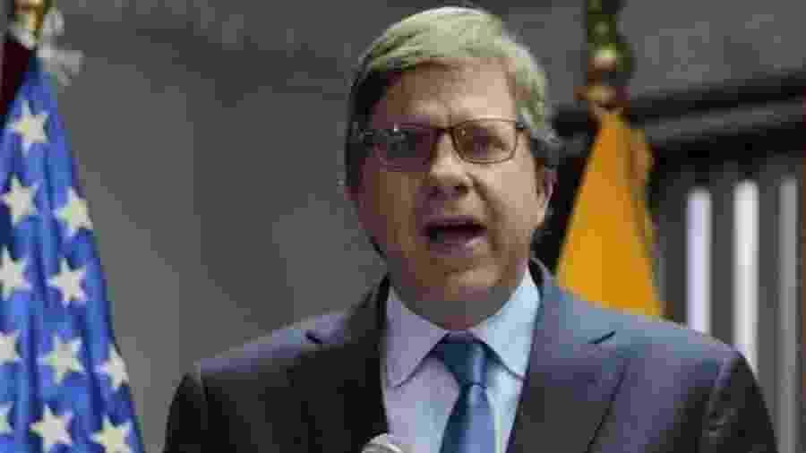 Todd Chapman, embaixador dos Estados Unidos no Brasil - NurPhoto via Getty Images