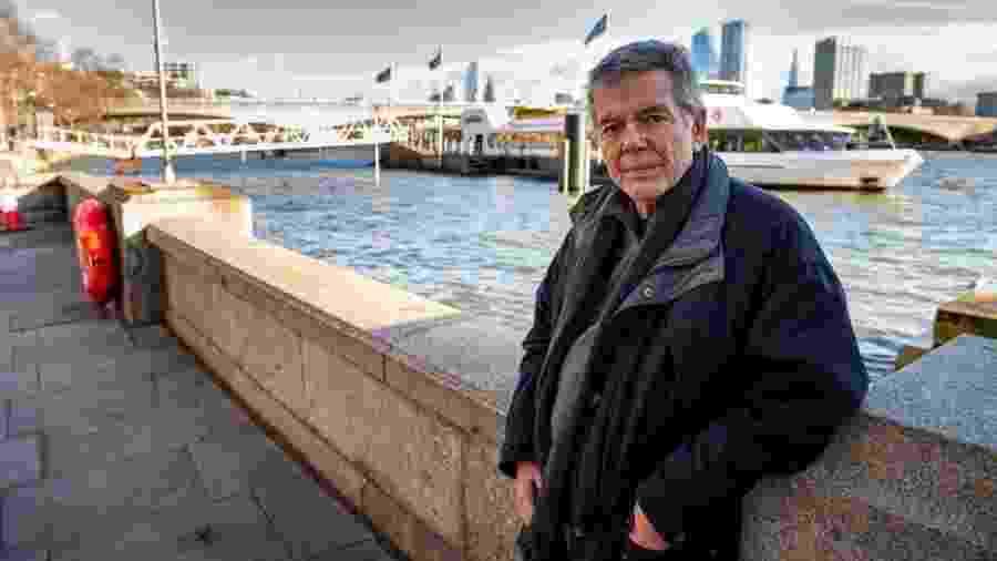 Por 70 anos, Tony May não teve nenhuma ideia de quem era seu pai - Phil Coomes