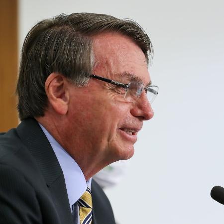 Arquivo - Bolsonaro esteve hojena sede do Ministério da Economia, em uma reunião fora das agendas oficiais - Marcos Corrêa/PR