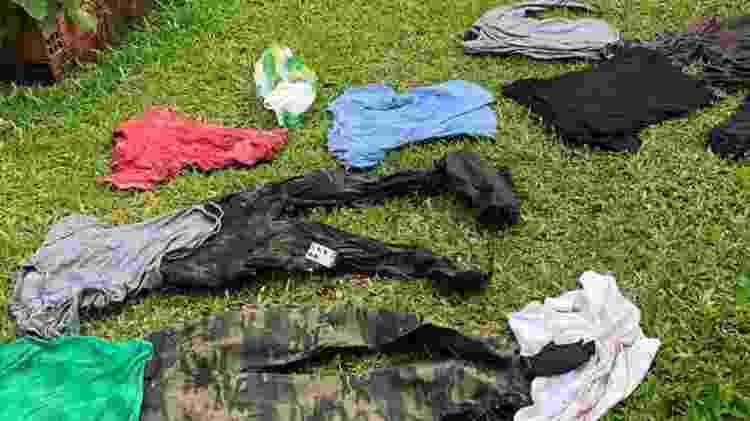 roupas bandidos - Divulgação - Divulgação