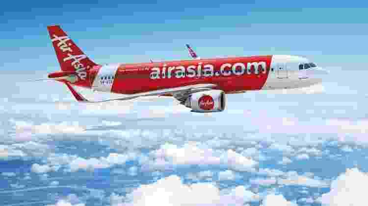 Air Asia - Divulgação - Divulgação