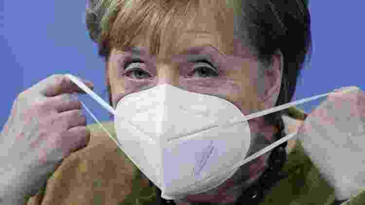 Eleição para o parlamento marca o fim do governo de Angela Merkel, há 16 anos no poder - Michael Kappeler/Pool/AFP - Michael Kappeler/Pool/AFP