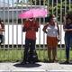 Movimentação de estudantes na UFF do Campus Gragoatá em Niterói (RJ) - GABRIEL BASTOS/ESTADÃO CONTEÚDO