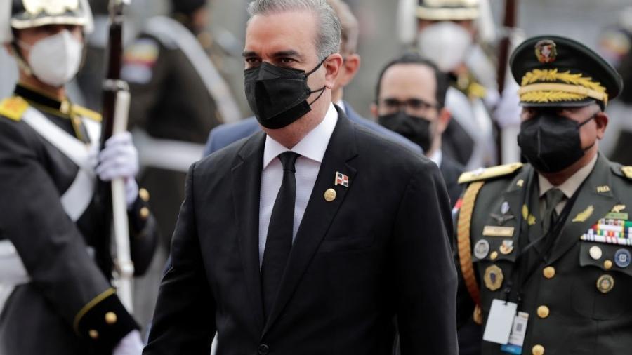 Presidente da República Dominicana, Luis Abinader - Franklin Jacome/Getty Images