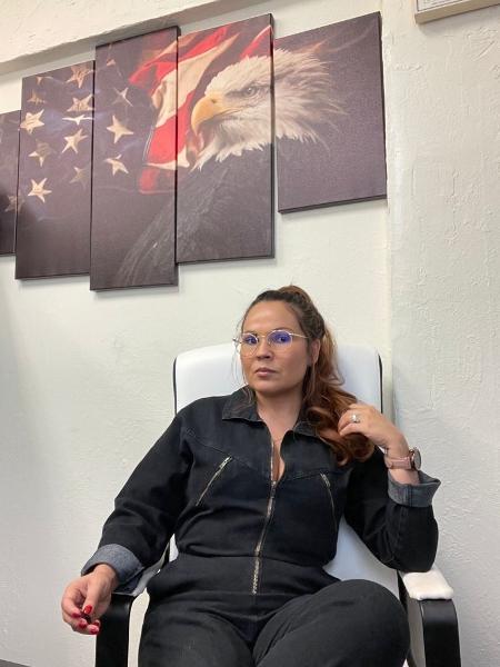 A empresária Arleth Bandera é CEO da Eagle Intercâmbio, nos EUA - Divulgação