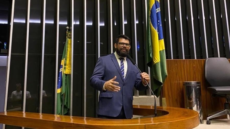 O vereador de Itararé Fernando FH (MDB) - Reprodução/Facebook