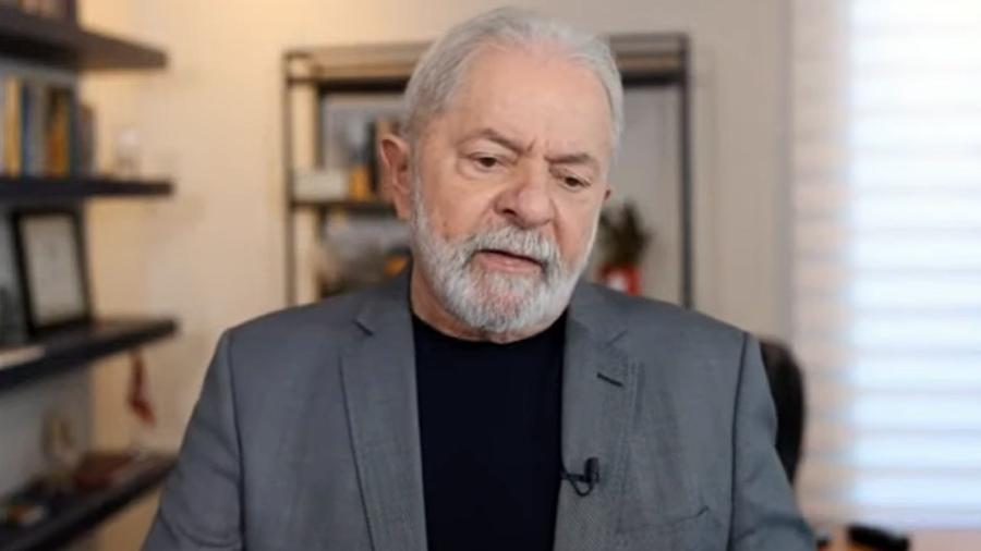 """Lula assumiu o compromisso afirmando que se chegar novamente à cadeira presidencial terá que fazer """"muito mais"""" pelo País - Reprodução/Youtube"""