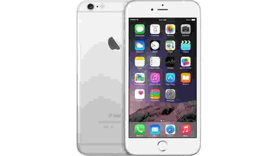 iPhone 6 Plus pode ser excluído da próxima atualização de sistema da Apple - Divulgação