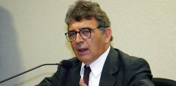 """""""O PT acabou, só restam os religiosos"""", diz economista expulso do partido - Alan Marques/Folhapress"""