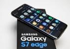 """Em fim de carreira, Galaxy S7 edge ganha de iPhone em """"Oscar dos celulares"""" - Lucas Lima/UOL"""