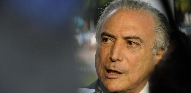 O vice-presidente Michel Temer rebateu acusações de Dilma na manhã deste sábado (16)