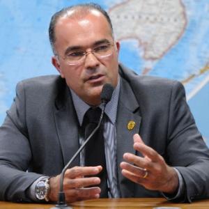 Pedro Ricardo Araújo Carvalho, diretor da polícia legislativa - Edilson Rodrigues 31.out.2014/Agência Senado