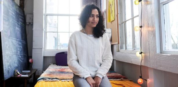 Sahar Kian não quer dividir o aluguel com alguém que apoie as ideias de Donald Trump