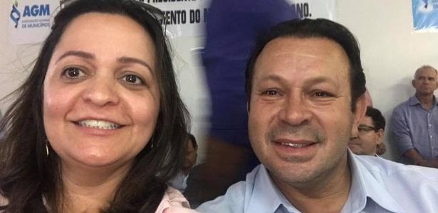 Bianca Soares de Oliveira e o prefeito de Urutaí estão na mira da polícia - Reprodução/Facebook