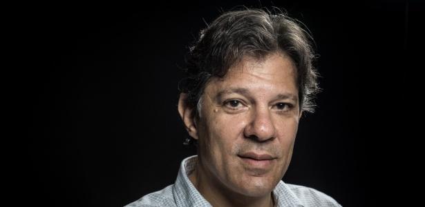 Fernando Haddad agora é o candidato do PT à Presidência
