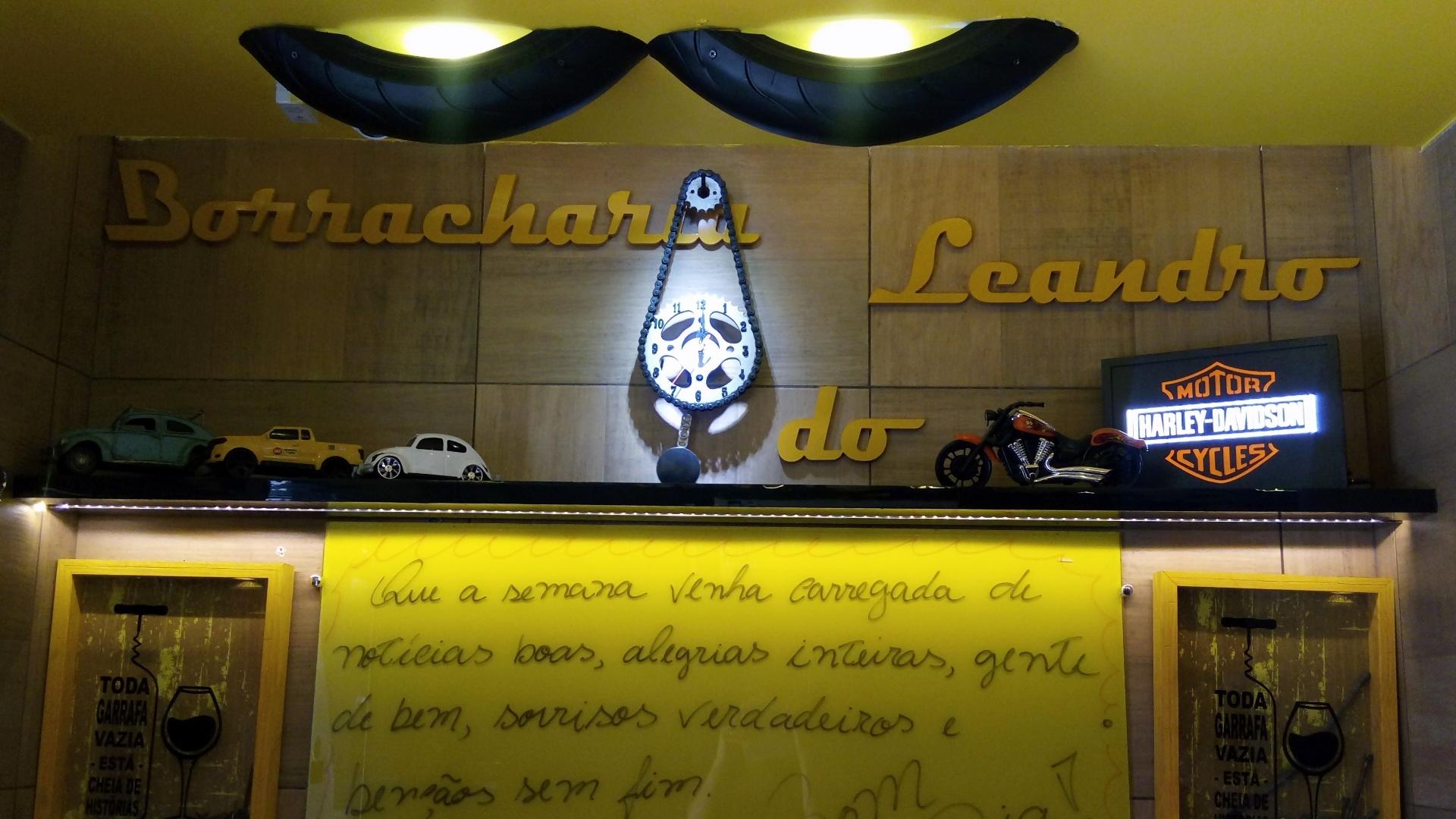Borracharia do Leandro