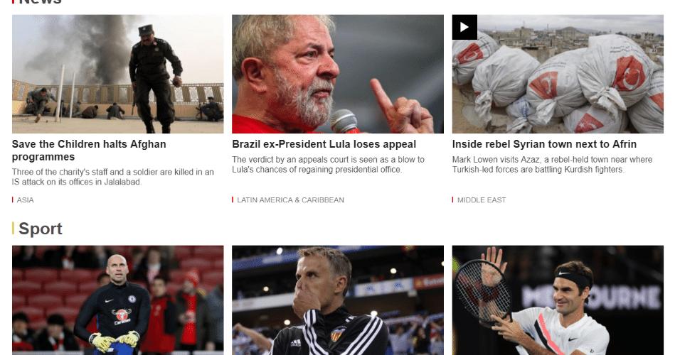 BBC prevê aprofundamento das divisões na sociedade brasileira