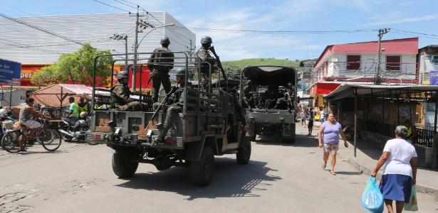 """Vila Kennedy serviu de """"laboratório"""" do Exército na intervenção federal no Rio"""