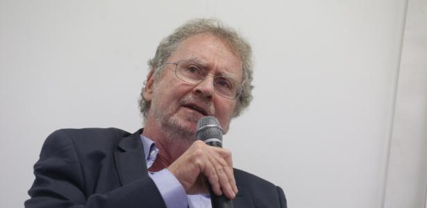 """Luiz Davidovich, presidente da ABC: """"ciência é um investimento de longo prazo"""", diz - Keiny Andrade/Folhapress"""