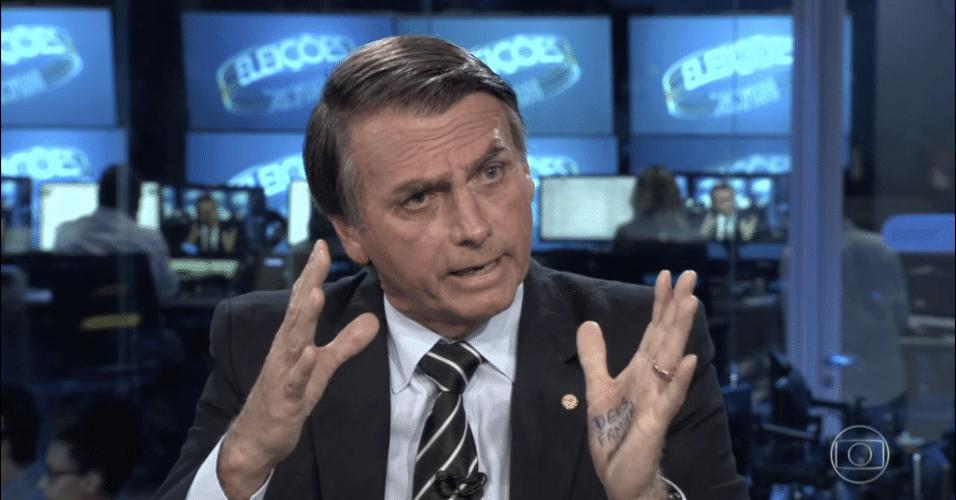Bolsonaro tem grande chance de chegar ao 2º turno, diz CEO do Ibope
