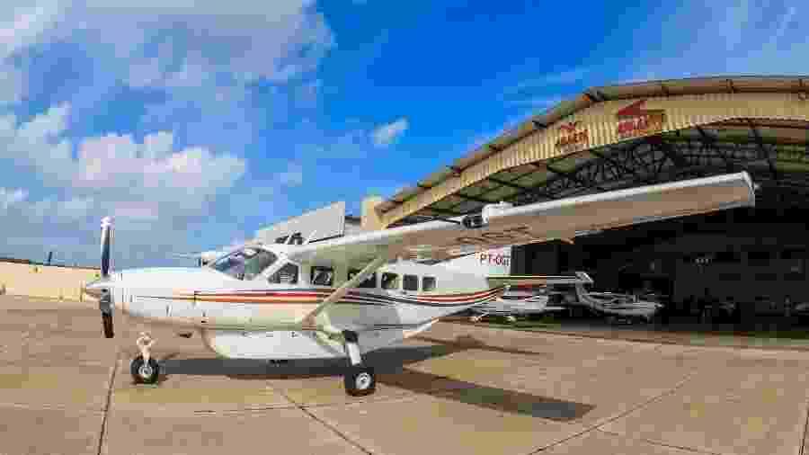 Abaeté poderá operar voos regulares com até 19 passageiros  - Divulgação
