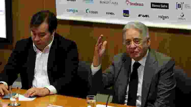 FERNANDO HENRIQUE CARDOSO - HÉLVIO ROMERO/ESTADÃO CONTEÚDO - HÉLVIO ROMERO/ESTADÃO CONTEÚDO
