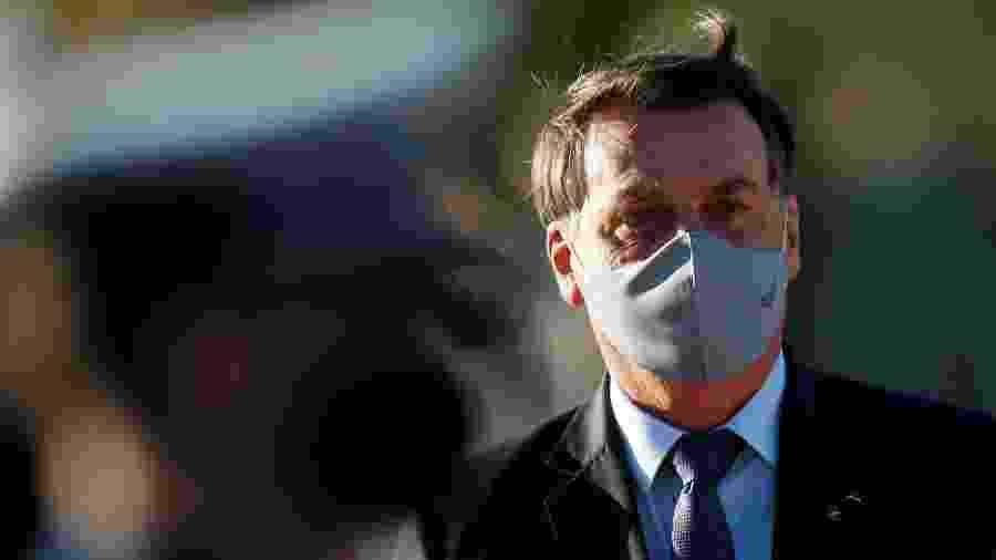 """Presidente Jair Bolsonaro acusou a esquerda de buscar """"meios de descriminalizar a pedofilia"""" -"""