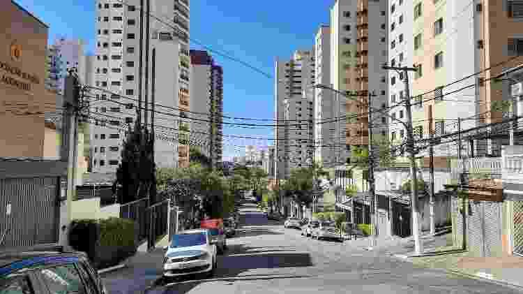 Câmera principal traseira do Galaxy A51 - Gabriel Francisco Ribeiro/UOL - Gabriel Francisco Ribeiro/UOL