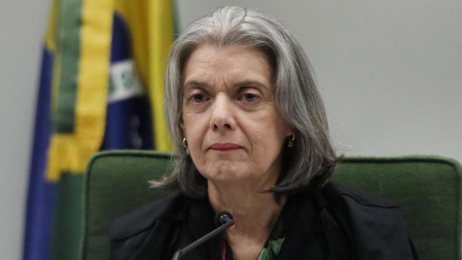 Ministra Cármem Lúcia, relatora da ação no STF - Divulgação
