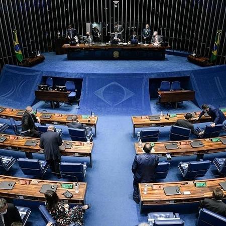 O PL foi aprovado por unanimidade, em votação simbólica - Pedro França/Agência Senado