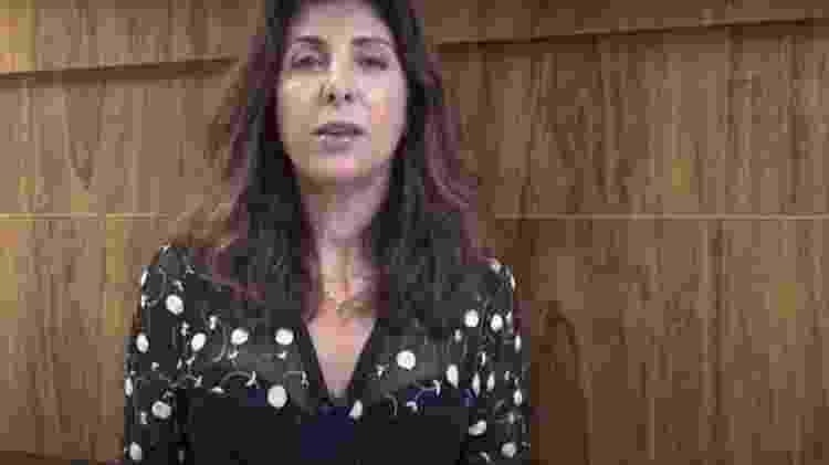 A desembargadora Teresa de Andrade Castro Neves, integrante do tribunal misto que julgará Witzel - Reprodução/ Emerj - Reprodução/ Emerj
