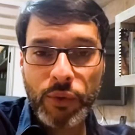 O defensor público Jovino Bento Júnior - Reprodução