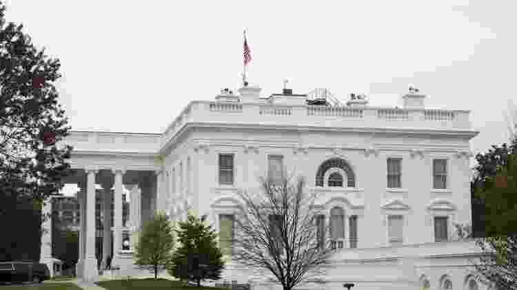 A posse presidencial nos EUA ocorrerá em 20 de janeiro de 2021 - EPA - EPA