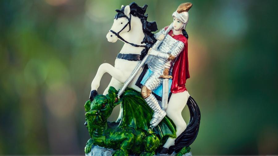 São Jorge: conheça a história do santo venerado por diversas religiões - Getty Images/iStockphoto