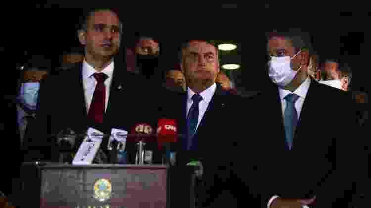 Em fevereiro, o presidente Jair Bolsonaro entregou pessoalmente ao Congresso a MP de privatização da Eletrobras - Marcelo Camargo/Agência Brasil - Marcelo Camargo/Agência Brasil