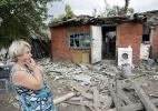 Risco de fogo cruzado preocupa ucranianos em região separatista (Foto: Alexander Ermochenko/Reuters)