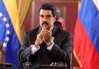 Xinhua/Presidência de Venezuela