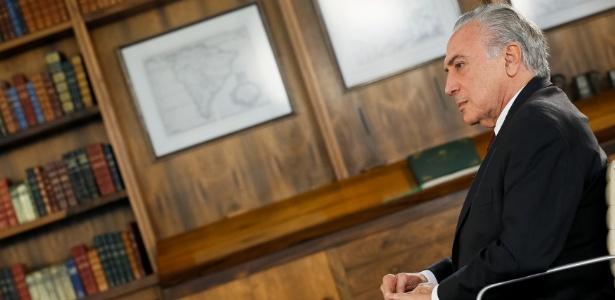 Temer libera R$ 1,2 bilhão para emendas parlamentares - Beto Barata/Presidência
