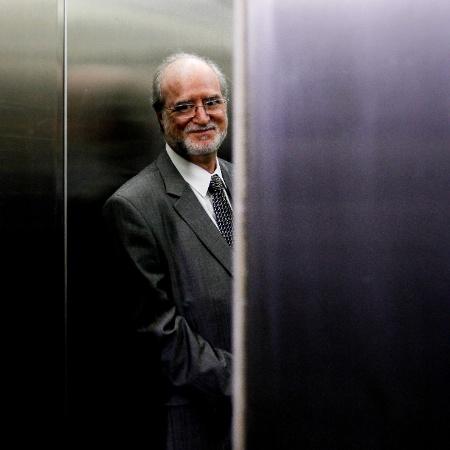 11.fev.2014 - O ex-governador de Minas Gerais, Eduardo Azeredo - Alan Marques/Folhapress