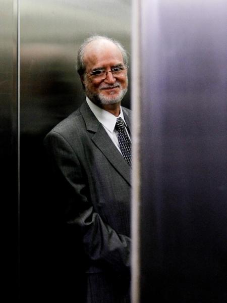 11.fev.2014 - O deputado federal Eduardo Azeredo (PSDB) - Alan Marques/Folhapress