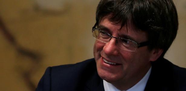 Carles Puigdemont, presidente da Catalunha - Jon Nazca/Reuters