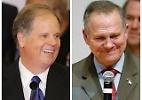 Mesmo com apoio de Trump, candidato acusado de assédio perde vaga republicana no Senado - REUTERS/Marvin Gentry/Jonathan Bachman