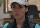 Mãe de criança que aparece em vídeo do EI, americana não quer voltar aos EUA - BBC