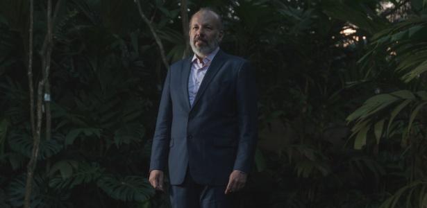 O coordenador do programa de segurança de Alckmin, Leandro Piquet Carneiro