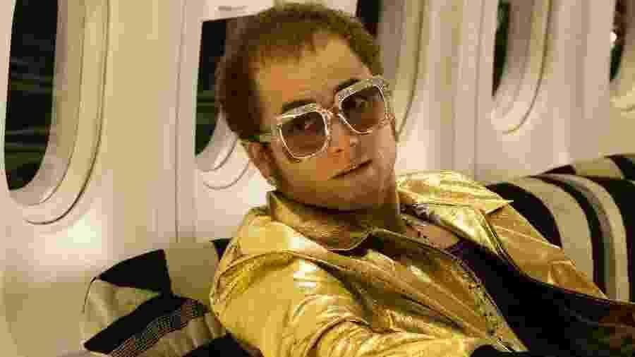 """""""Rocket Man"""", filme biográfico sobre Elton John - Divulgação"""